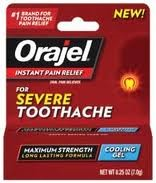 Orajel Dental Pain Relief